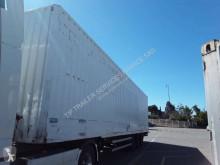 Semiremorca furgon transport imbrăcăminte Lecitrailer FOURGON 3 ESSIEUX MEGA PORTE VETEMENT