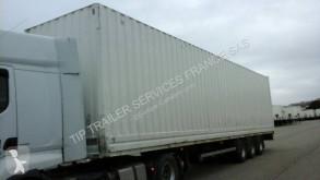 Semiremorca Kögel FOURGON 3 ESSIEUX MEGA PORTE VETEMENT furgon transport imbrăcăminte second-hand