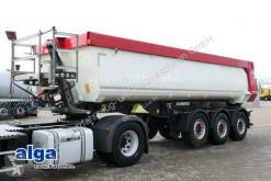 Semi remorque benne Schmitz Cargobull SKI 24 SL 7.2, Stahl, 26m³, Schlammdicht