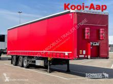 Semi reboque cortinas deslizantes (plcd) Schmitz Cargobull Curtainsider Standard Staplerhalterung Getränke