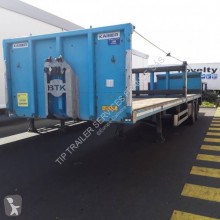 Kaiser flatbed semi-trailer PLATEAU 2 ESSIEUX 11,30M