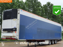 Van Eck mono temperature refrigerated semi-trailer UT-3LN NL-Trailer Aircargo Luftfracht Rollenbett