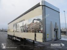 Semirremolque Schmitz Cargobull Curtainsider Mega Getränke lonas deslizantes (PLFD) transporte de bebidas usado