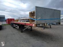 Samro flatbed semi-trailer ST39