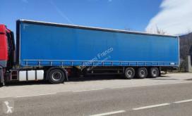 Sættevogn Schmitz Cargobull S01 SCS glidende gardiner brugt