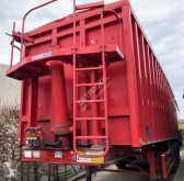Stas 55m3 / SAF / VERY STRONG semi-trailer used cereal tipper