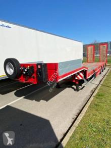 Semiremorca transport utilaje Lecitrailer Renforcé 3 essieux 1 auto-suiveur neuve dispo