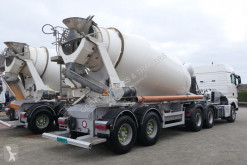 Semirremolque hormigón 12 CUBIC MIXERTRAILER + MAN TGX 26.460 ONLY IN COMBINATION WITH MAN