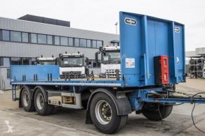 Van Hool VANHOOL (+ PORTE KOOI/KOOIAAP) trailer used flatbed