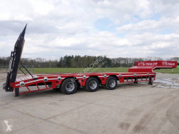 Heavy equipment transport semi-trailer Transport Trailer Low Loader Semi-Trailer