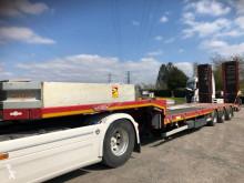Nooteboom heavy equipment transport semi-trailer OSDS