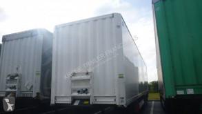 Krone plywood box semi-trailer