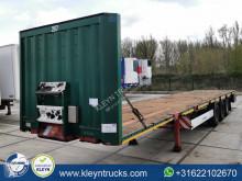 Krone SD semi-trailer used flatbed