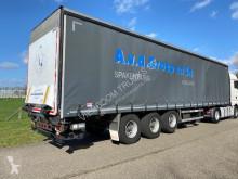 Groenewegen tautliner semi-trailer DRO-12-27 3-ASSIGE SCHUIFZEILEN TRAILER TOPCONDITON