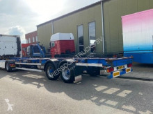 Semirimorchio portacontainers Groenewegen CONTAINER CHASSIS 40FT & 2X 20FT BPW HOLLAND TRAILER NEW APK/TUV