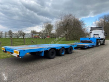 Broshuis heavy equipment transport semi-trailer E. 2510
