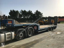Nooteboom heavy equipment transport semi-trailer Non spécifié MCO-73