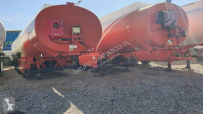 Indox SC3 40.000 LITROS semi-trailer used tanker