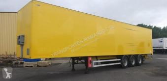 Semirremolque furgón Fruehauf Non spécifié TX34