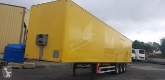 Fruehauf box semi-trailer Non spécifié TX34