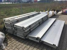 تجهيزات الآليات الثقيلة Leichtmetall Bordwände حاجز مفصلي مستعمل