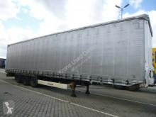 Semi reboque Krone SDP Mega Schiebeplanen Sattelauflieger 27 eLG4-CS cortinas deslizantes (plcd) usado