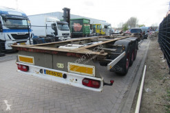 Semiremorca transport containere Pacton T3-007 20-30-40FT / BPW / DISC