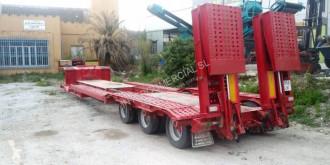 Trayl-ona heavy equipment transport semi-trailer PGE 2X136
