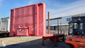 Fruehauf timber semi-trailer S/R PLATAFORMA ABIERTA