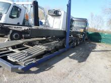 Naczepa do transportu samochodów Lohr EUROLOHR 123