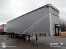 Schwarzmüller Curtainsider Mega semi-trailer used tautliner