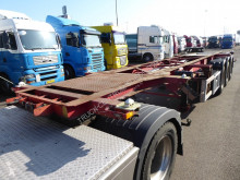 Semiremorca Groenewegen 1 x 20 1 x 30 , tank, Alcoa transport containere second-hand