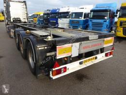Yarı römork konteyner taşıyıcı Van Hool 3B2015,tank,20,30 voet,SAF