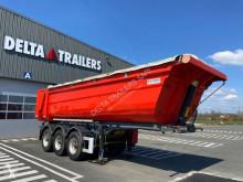 Galtrailer Acier portes universelles hydraulique - Dispo sur parc semi-trailer used construction dump