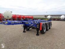 LAG container semi-trailer 20' - dispo