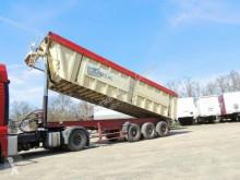 Benalu Alukipper ca.34 kubik * semi-trailer used tipper