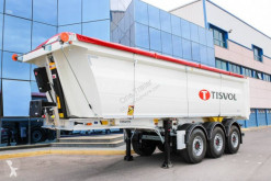 Tisvol construction dump semi-trailer ALUMINIUM DISPONIBLE