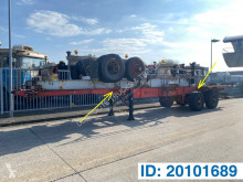 Naczepa do transportu kontenerów Fruehauf Skelet 2 x 20-30-40 ft