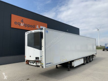 Krone mono temperature refrigerated semi-trailer ThermoKing SLX400e, BPW, FRC 10/2022, Meathang/Fleish, Palletbox