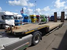 Nooteboom heavy equipment transport semi-trailer 0SDS 48 03 EB,hydraulische oprijplanken