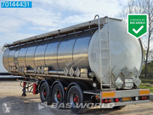Burg 1010 NL-Trailer / 45.000 Ltr / 4 / ADR semi-trailer used chemical tanker