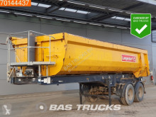 Langendorf SKS-HS 18/28 23m3 Steel Tipper semi-trailer used tipper
