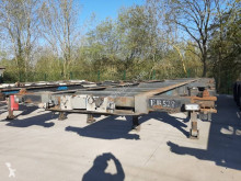 Semiremorca transport containere Asca CHASSIS FIXE 3 ESSIEUX
