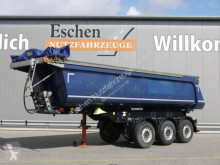 Semi remorque benne Schmitz Cargobull SGF S3 Auflieger 24m³ Stahl*E-Verdeck*Alu Felgen