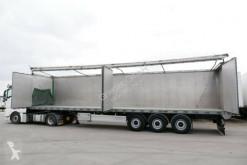 Semirremolque Kraker trailers CF-Z SEITLICHE TÜREN 88 m³ 10 mm CARGOFLOOR LIFT fondo móvil usado