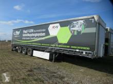 Fliegl Gardine Standard, Palettenkasten, Liftachse semi-trailer used tautliner