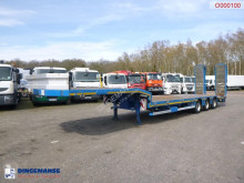 Nooteboom semi-lowbed trailer + ramps OSDS-48-03 semi-trailer used heavy equipment transport