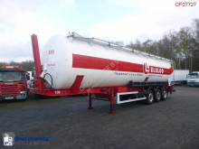 Feldbinder tanker semi-trailer Powder tank (tipping) 63 m3