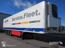 Schmitz Cargobull Tiefkühler Multitemp Doppelstock Trennwand semi-trailer used insulated