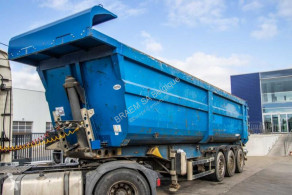 Schmitz Cargobull SKI semi-trailer used tipper